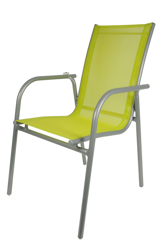 Chair Tunis Green ST - Afbeelding 1